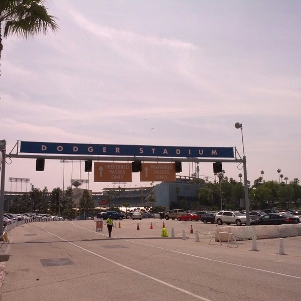 Photos at Dodger Stadium Parking - Parking in Los Angeles