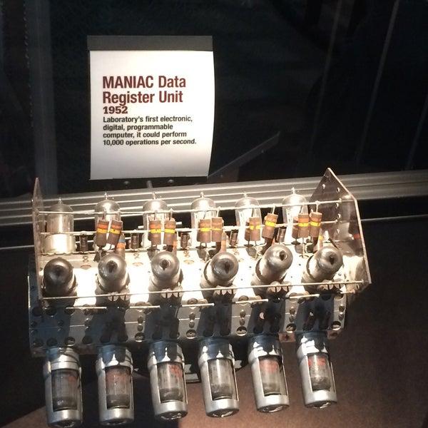 Photo taken at Bradbury Science Museum by Hugo on 9/9/2016