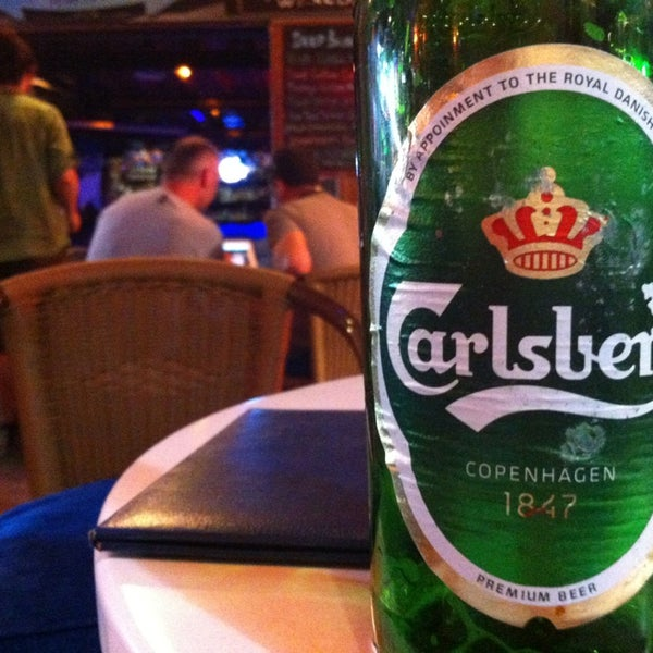 Foto tirada no(a) Deep Blue Bar por Barış A. em 6/25/2013