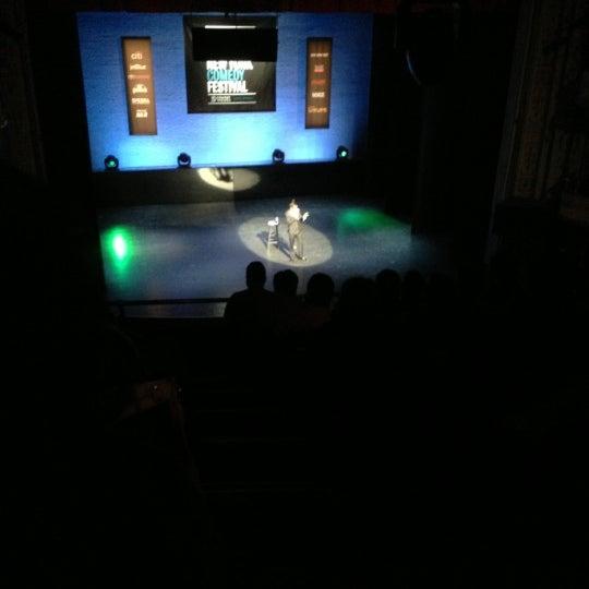 11/10/2012 tarihinde Darshak S.ziyaretçi tarafından Apollo Theater'de çekilen fotoğraf