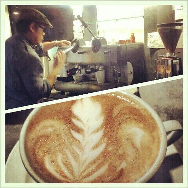 Das Foto wurde bei Coffee Foundry von Colin am 2/2/2013 aufgenommen