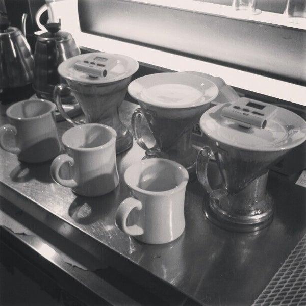Das Foto wurde bei Coffee Foundry von Colin am 2/27/2013 aufgenommen