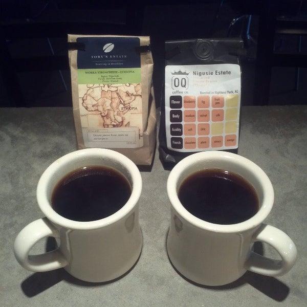 Das Foto wurde bei Coffee Foundry von Colin am 3/22/2013 aufgenommen