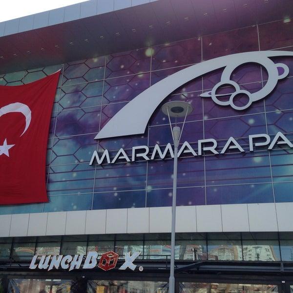 Снимок сделан в Marmara Park пользователем Artthan C. 5/18/2013
