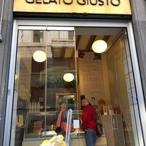 Foto tomada en Gelato Giusto por Claire L. el 10/13/2018