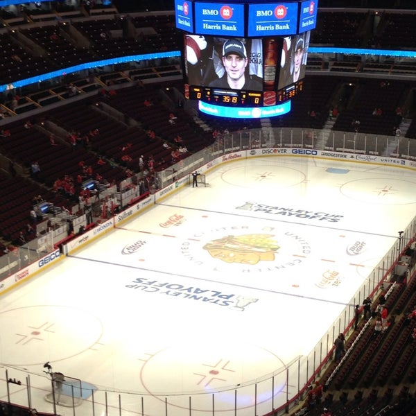 Foto tomada en United Center  por Jeff N. el 6/1/2013
