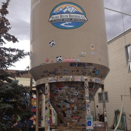 Das Foto wurde bei Snake River Brewery & Restaurant von Fileme U. am 10/19/2012 aufgenommen