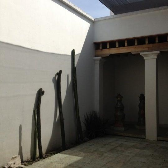 11/11/2012에 Raymundo M.님이 Museo de Filatelia de Oaxaca (MUFI)에서 찍은 사진