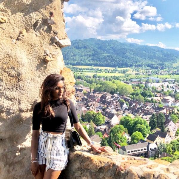 Schlampe Staufen im Breisgau