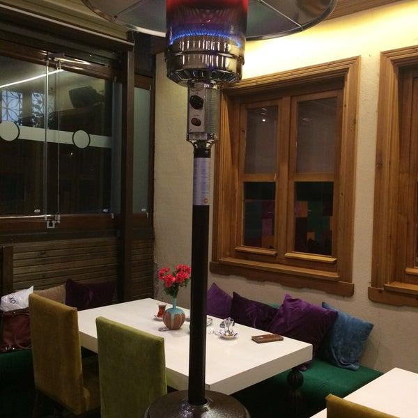 Foto diambil di Pano Restaurant ve Kahve Evi oleh Emine U. pada 2/20/2017