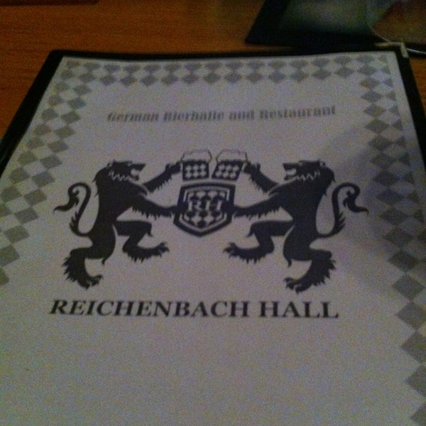 Снимок сделан в Reichenbach Hall пользователем Fred G. 7/3/2013