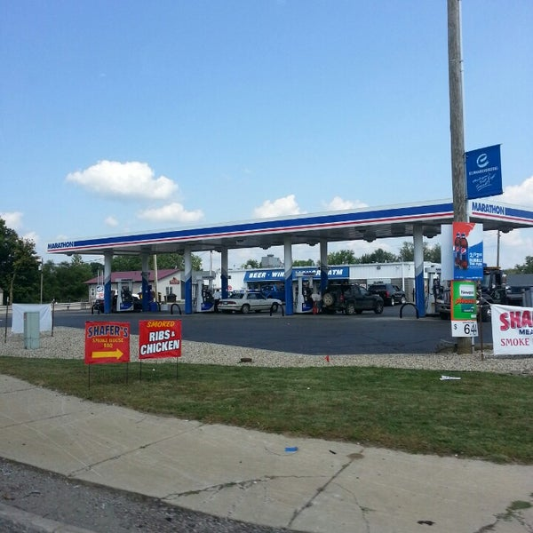 Edwardsburg Marathon - Gas Station