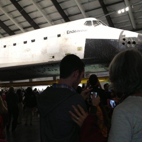 Das Foto wurde bei California Science Center von Joe N. am 11/24/2012 aufgenommen