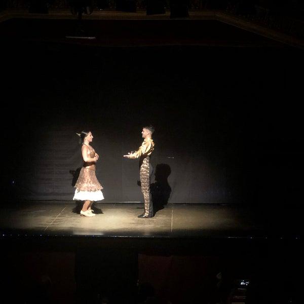 Das Foto wurde bei Palacio del Flamenco von Reem B. am 7/5/2019 aufgenommen