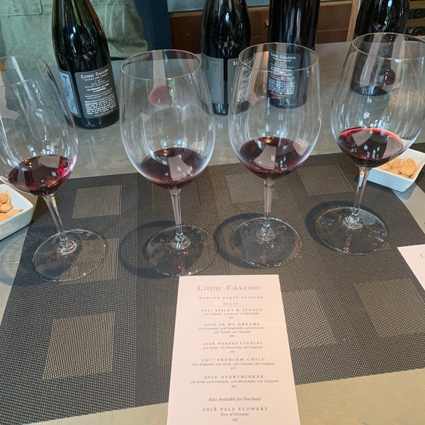 Linne Calodo Cellars - Winery in Paso Robles