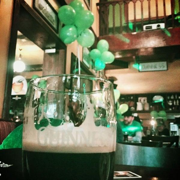 Das Foto wurde bei Fritzpatrick's Irish Pub von Stefan am 3/17/2017 aufgenommen