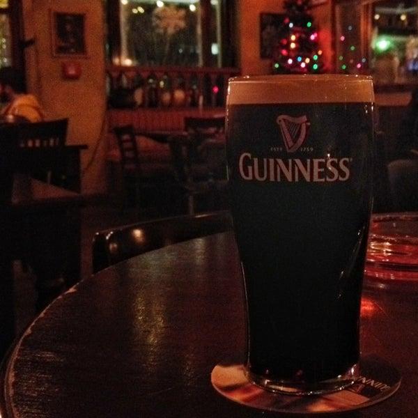 Das Foto wurde bei Fritzpatrick's Irish Pub von Stefan am 12/27/2012 aufgenommen