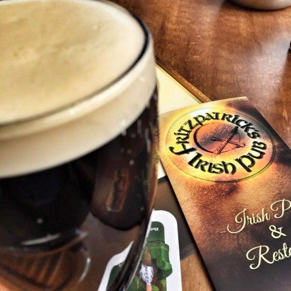Das Foto wurde bei Fritzpatrick's Irish Pub von Stefan am 3/11/2017 aufgenommen