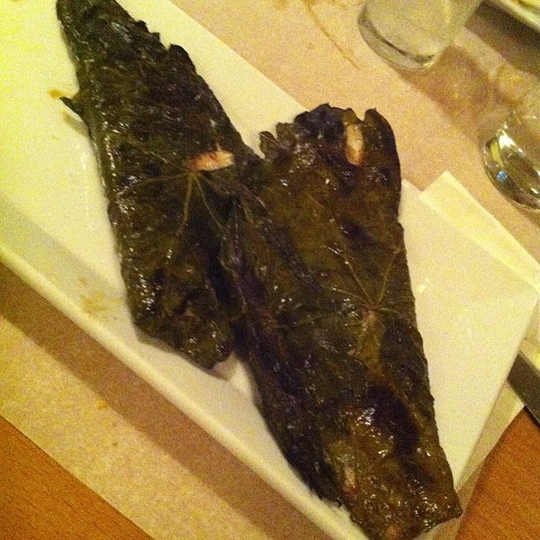 Foto tomada en Sıdıka Meze Restoranı por Dila T. el 10/24/2012