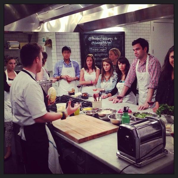 6/13/2013にJohn B.がHaven's Kitchenで撮った写真