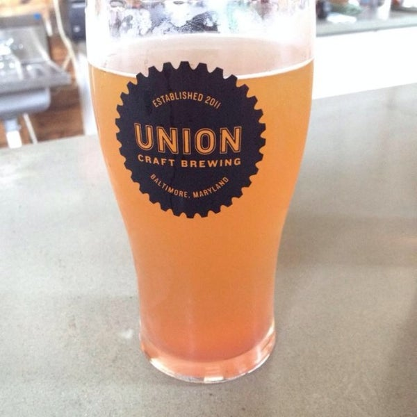 Photo taken at Union Craft Brewing by Daniel A. on 6/28/2014