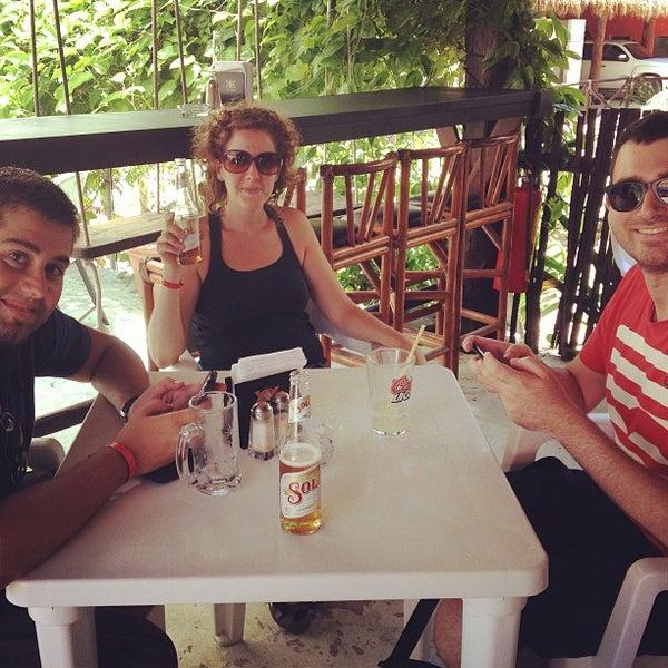 Foto tirada no(a) Popol Vuh Restaurante por Nerea N. em 8/22/2013