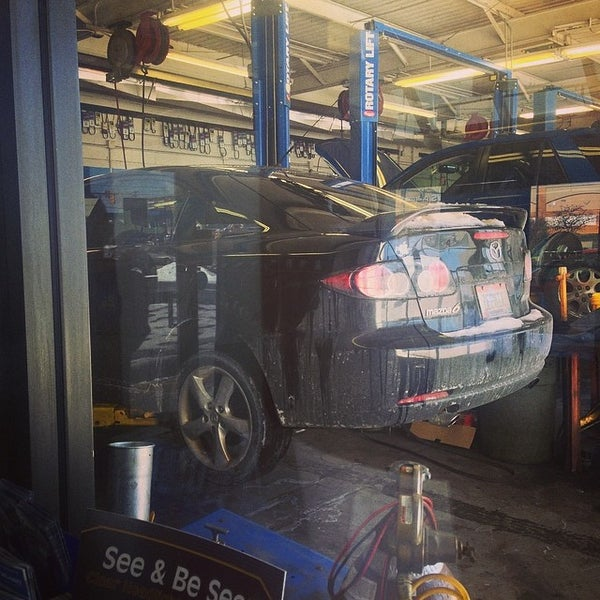 Mr Tire Auto Service Centers Automotive And Gas Station Mayfield Heights
