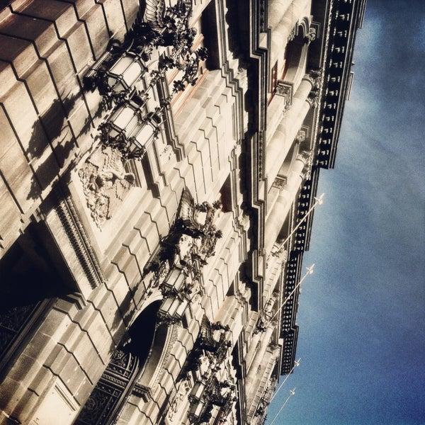 12/30/2012 tarihinde Antoniela O.ziyaretçi tarafından Museo Nacional de Arte (MUNAL)'de çekilen fotoğraf