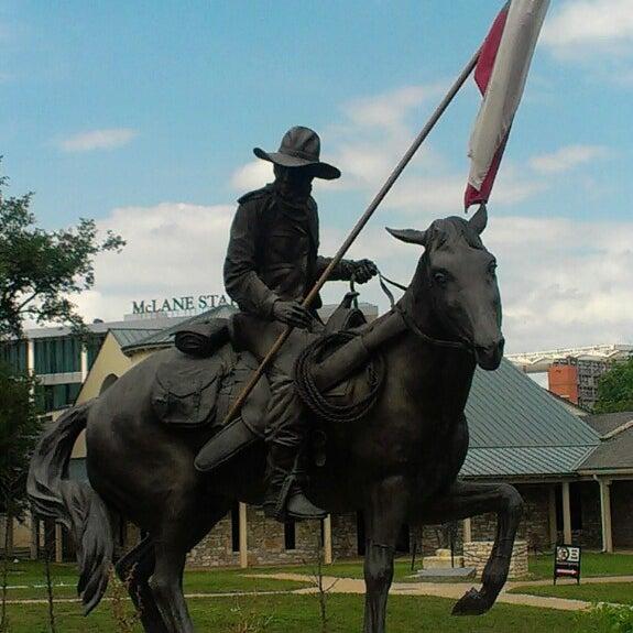 Foto scattata a Texas Ranger Hall of Fame and Museum da Steven G. il 5/24/2014