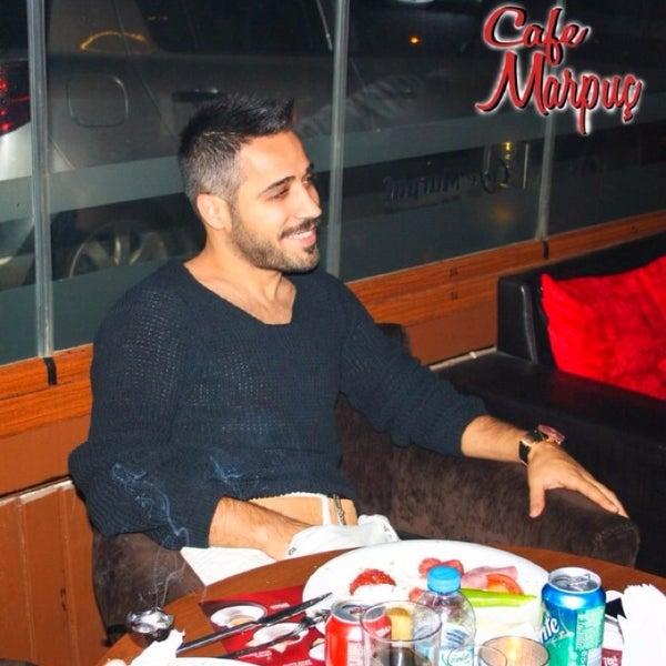 รูปภาพถ่ายที่ Cafe Marpuç โดย ''Alim E. เมื่อ 1/5/2013
