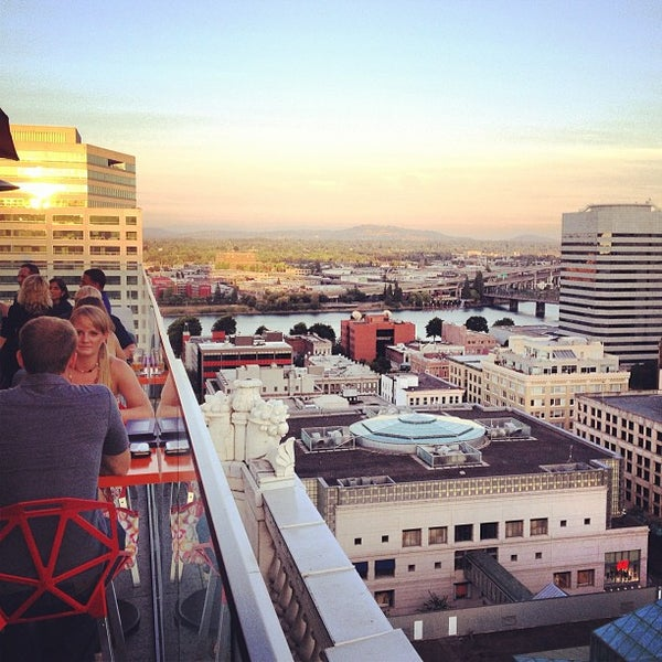 There's something very Starship Enterprise about this place, albeit with sweeping views of downtown Portland and surrounds and solid cocktails. Great pick for a fancy night out.