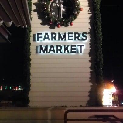Photo prise au The Original Farmers Market par J.e. S. le11/12/2012