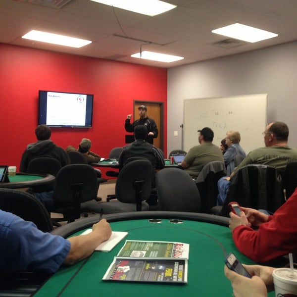 Big slick poker academy