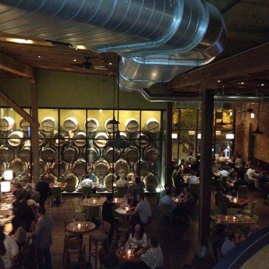 9/15/2012 tarihinde Jamie M.ziyaretçi tarafından City Winery'de çekilen fotoğraf