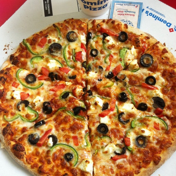 Dominos Pizza Pizzacı