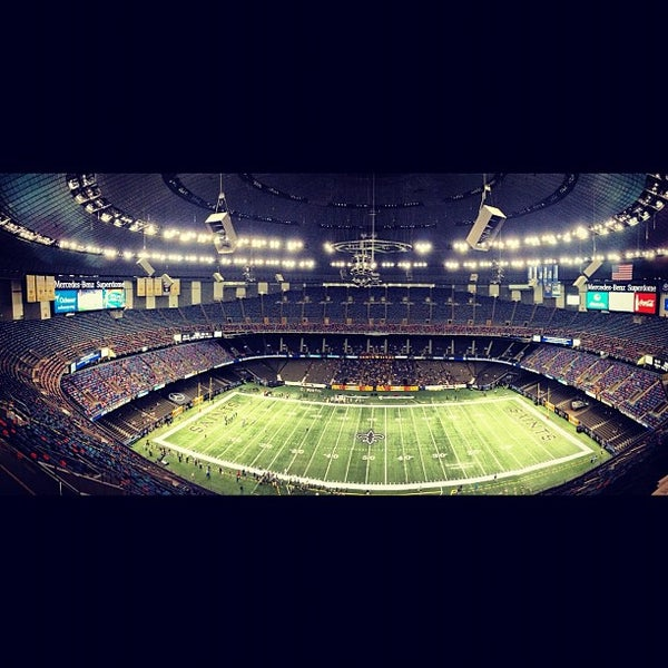 <b>Mercedes</b>-<b>Benz</b> Superdome - Футбольный стадион (амер.) в New ...