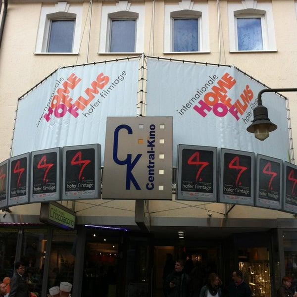 kino central hof