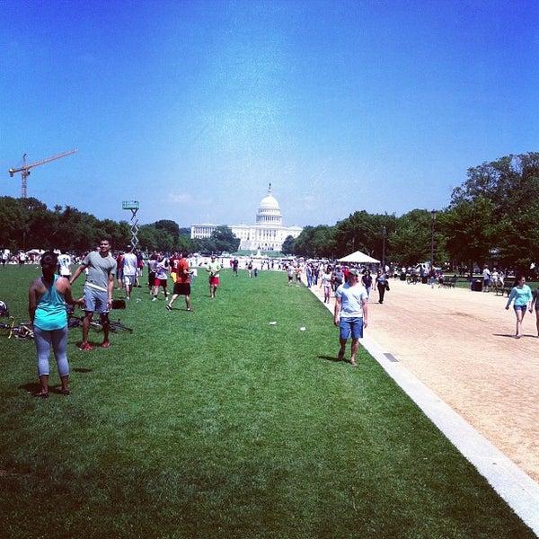 Foto scattata a National Mall da Jake C. il 6/8/2013