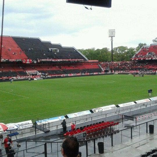 Foto scattata a Estadio Marcelo Bielsa (Club Atlético Newell's Old Boys) da Carlos S. il 11/18/2012
