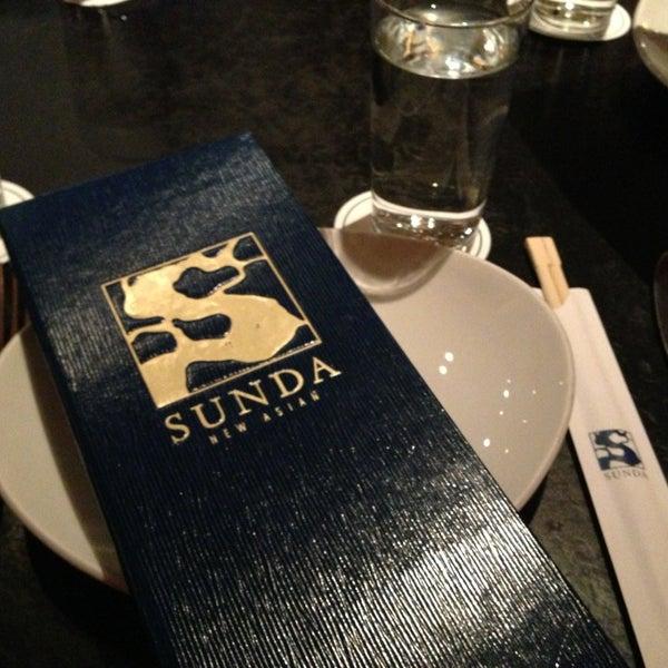 2/1/2013 tarihinde Stephanie Kaye R.ziyaretçi tarafından Sunda'de çekilen fotoğraf