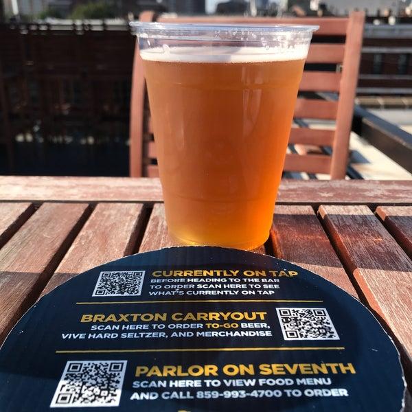 Photo prise au Braxton Brewing Company par Michael B. le8/8/2020