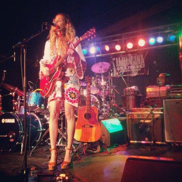 Снимок сделан в The Cannery Ballroom пользователем Ian R. 9/15/2012
