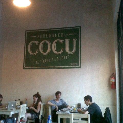 Foto diambil di Boulangerie Cocu oleh Flavia B. pada 5/11/2013