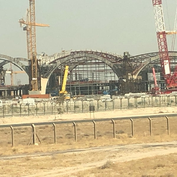 Photos at Kuwait International Airport Terminal Building 2