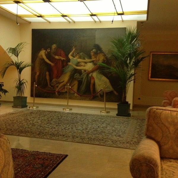 6/14/2013にEssam I.がHotel Napoleon Romaで撮った写真