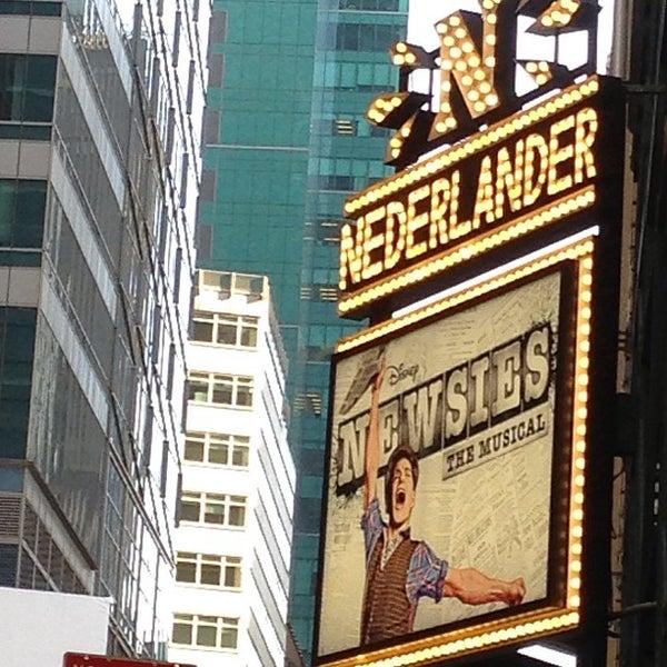 12/15/2012にDamon D.がNederlander Theatreで撮った写真