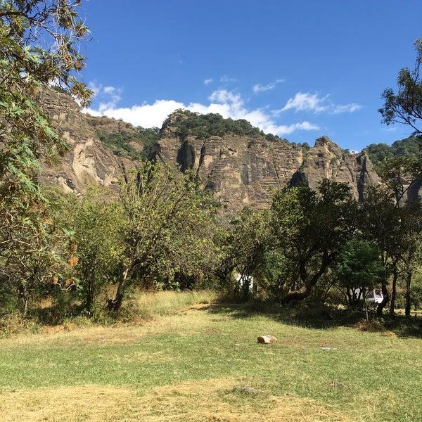 รูปภาพถ่ายที่ Campo Escuela Scout Meztitla โดย Tanny M. เมื่อ 1/8/2016