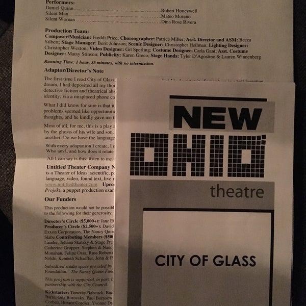 Das Foto wurde bei New Ohio Theatre von Gordon am 3/13/2016 aufgenommen