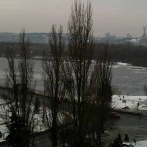 1/3/2013 tarihinde Ольга Г.ziyaretçi tarafından Готель «Славутич»  / Slavutych Hotel'de çekilen fotoğraf