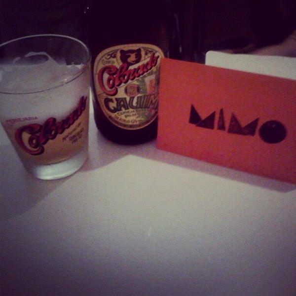 Foto tirada no(a) MIMO Restaurante por Daniel C. em 3/13/2013